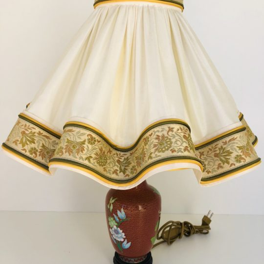 Винтажная лампа клоазоне