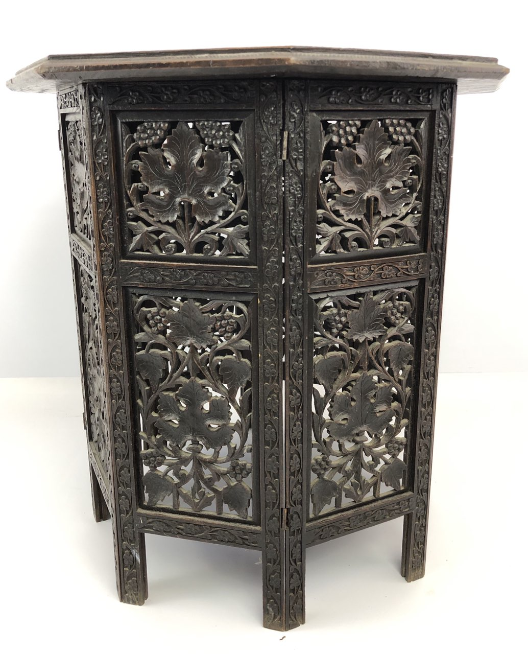 Антикварный раскладной столик