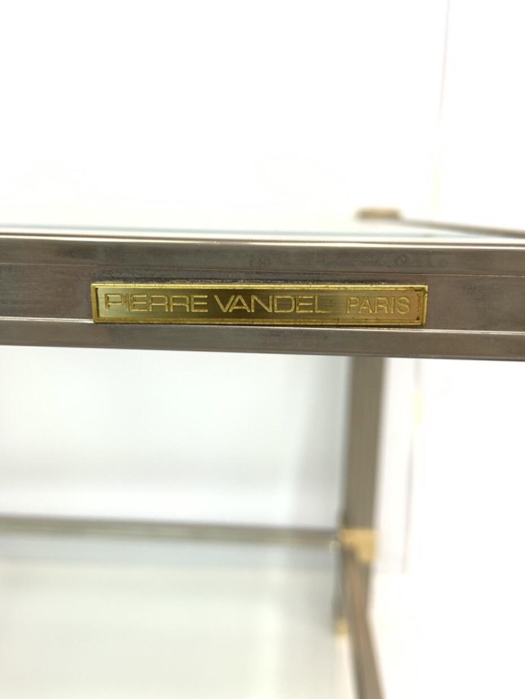 Винтажный дизайнерский столик