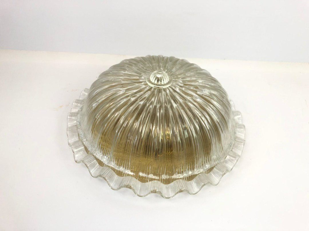 Винтажная лампа из стекла Мурано