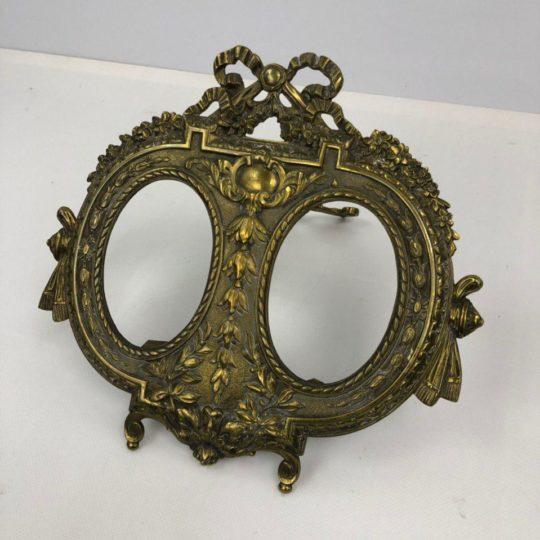 Антикварная рамка из бронзы