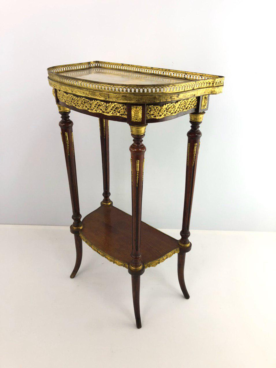 Антикварный столик эпохи Наполеона III