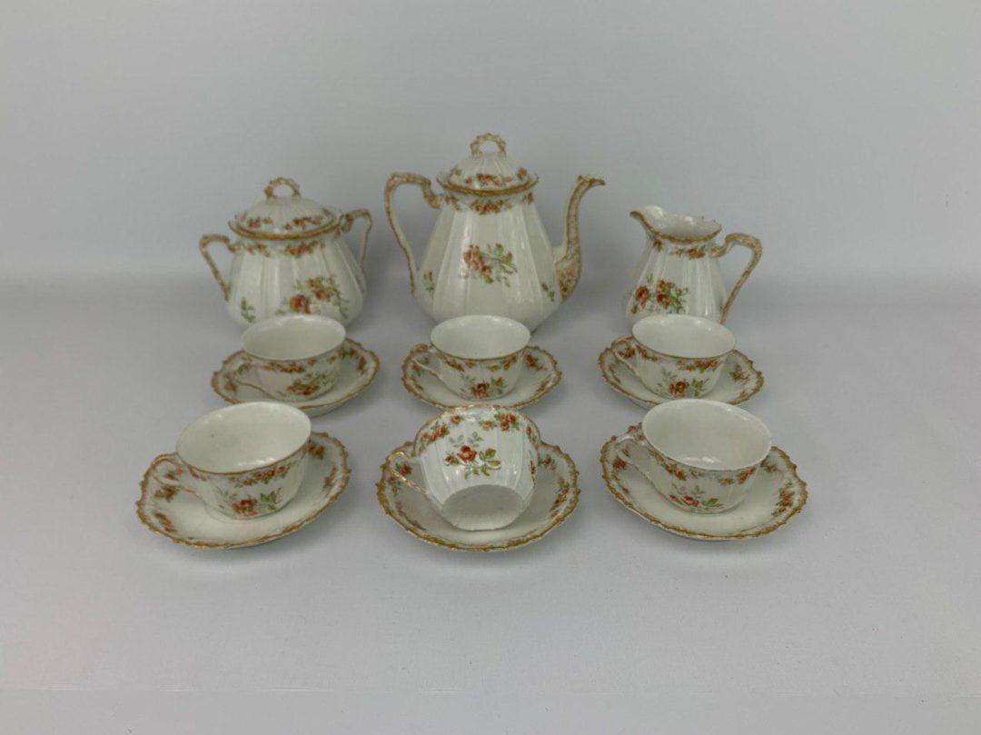 Чайный сервиз на 6 персон от Лимож