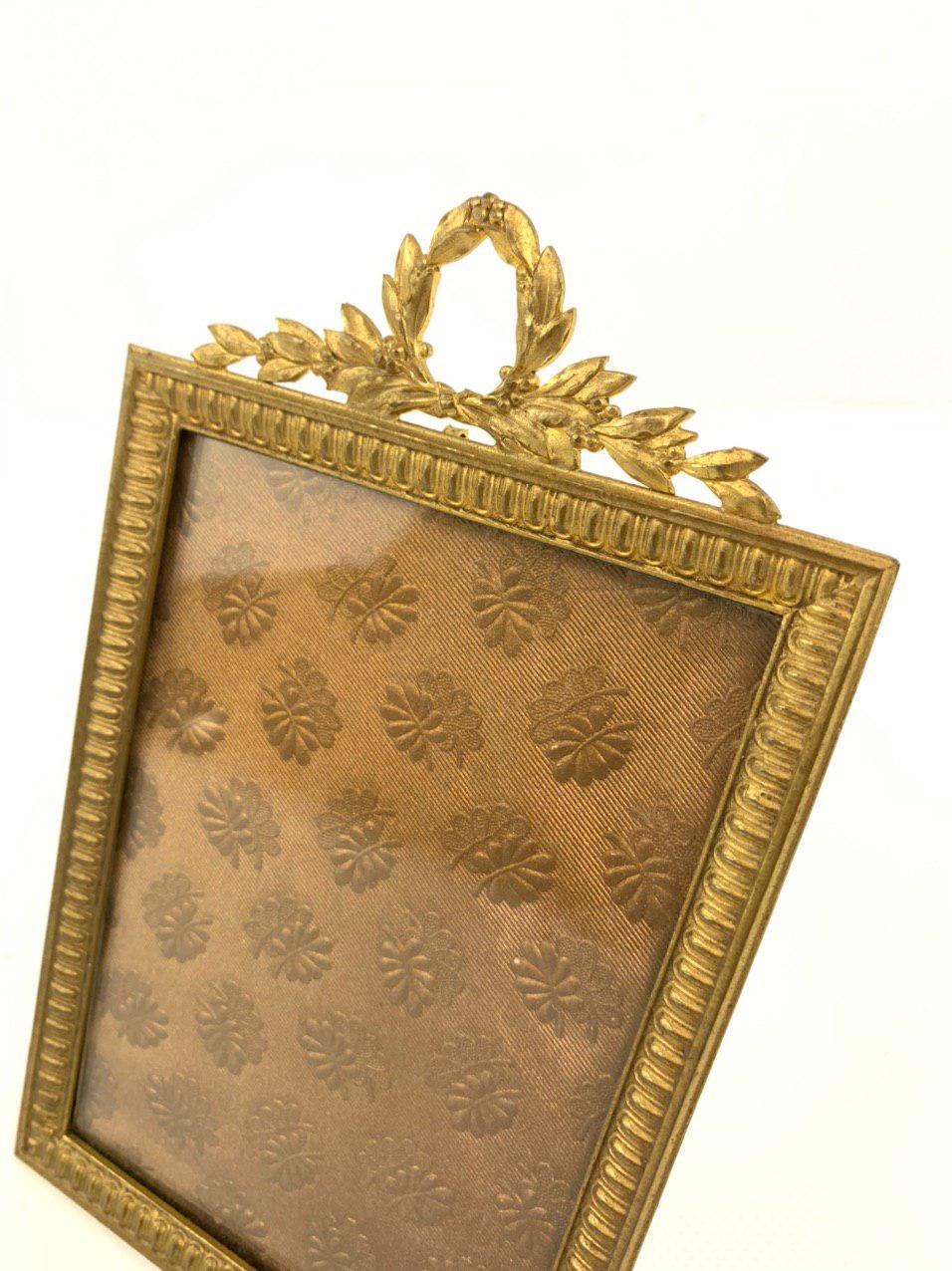 Антикварная рамка под фотографию