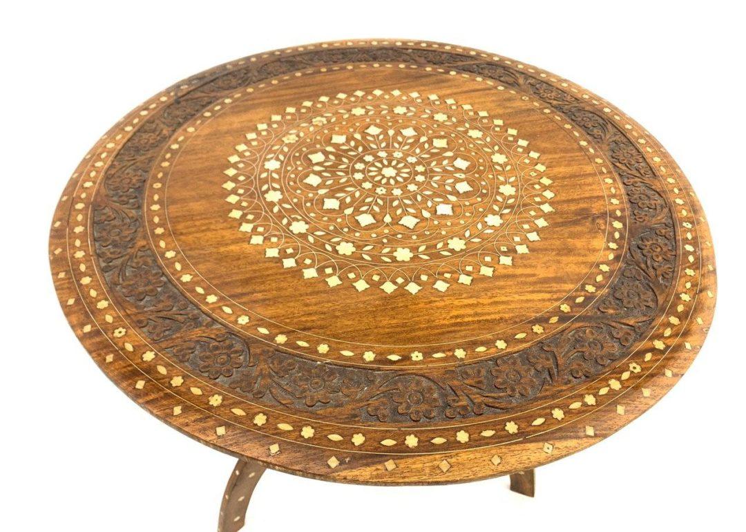 Антикварный складной  столик