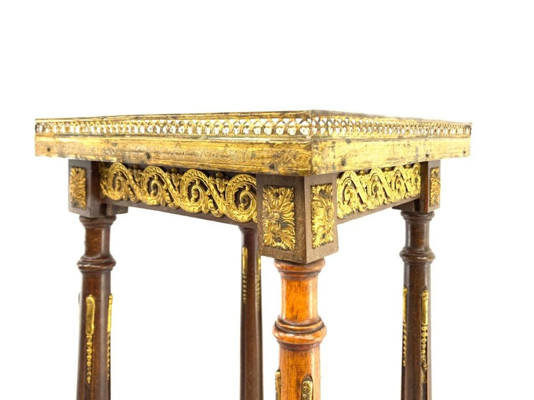 Антикварная стойка эпохи Наполеона ІІІ