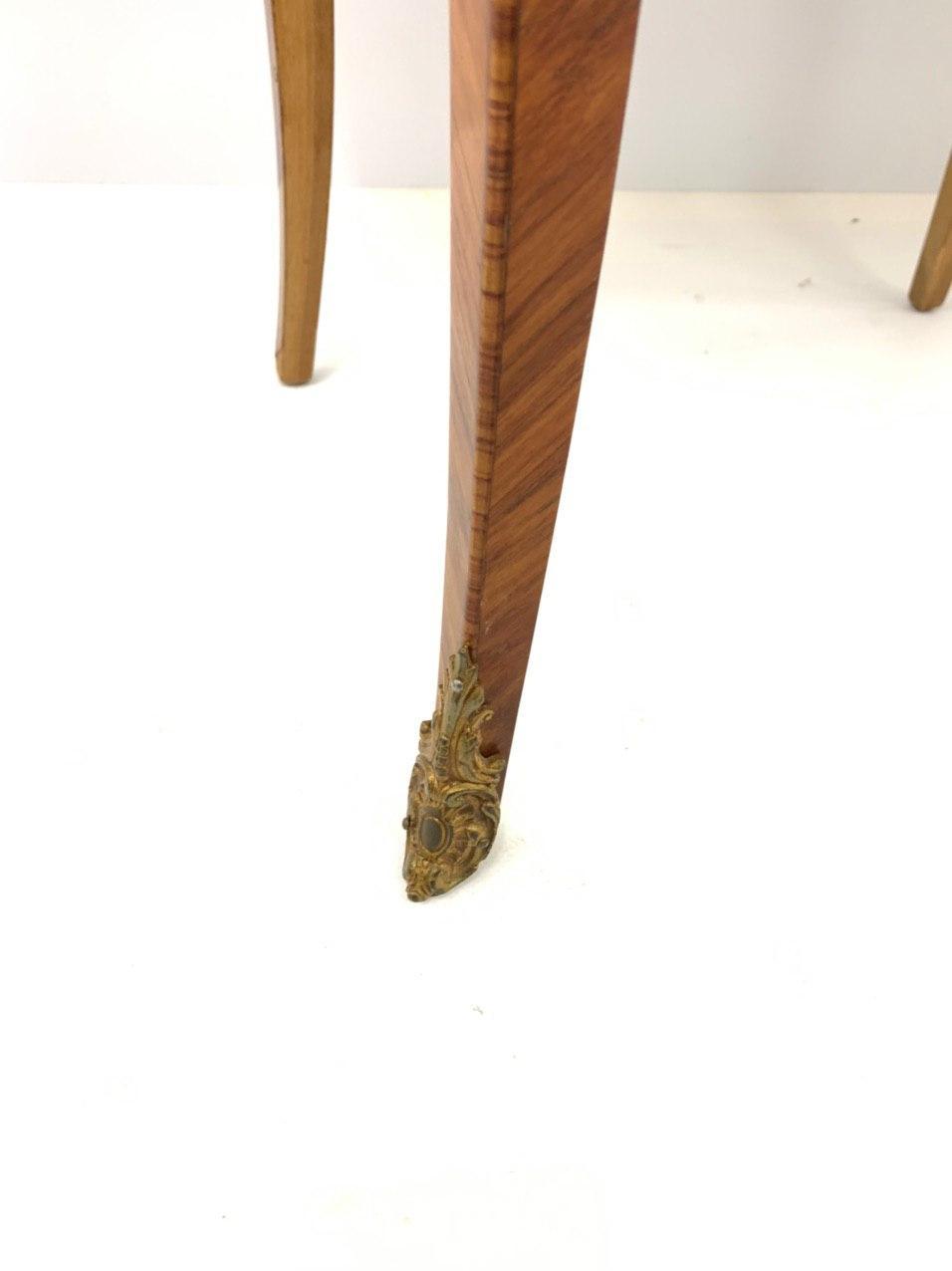 Винтажные тумбочки в стиле Людовика XV