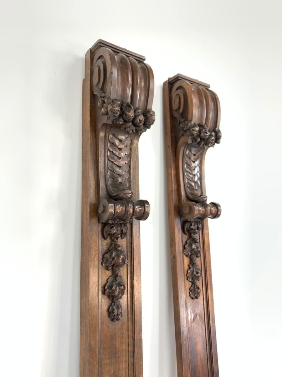 Антикварные дверные наличники