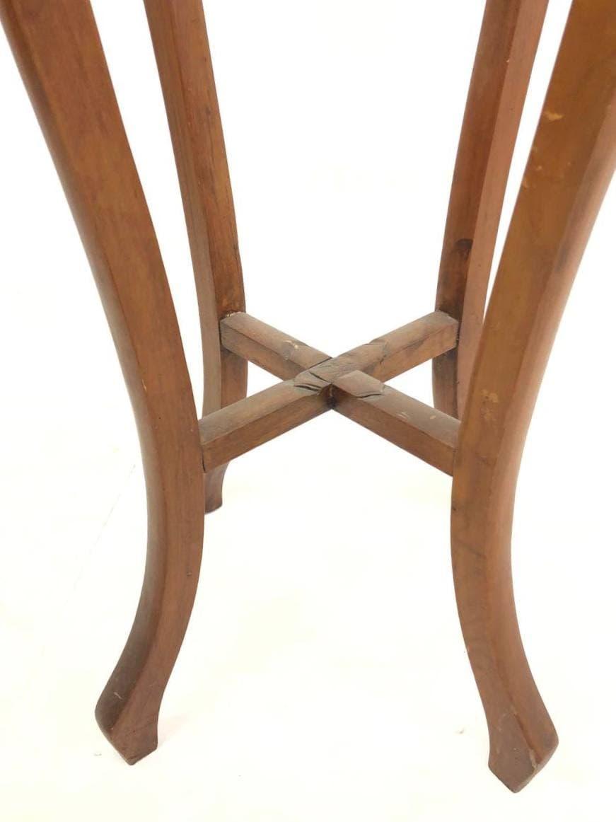 Винтажная стойка-столик в восточном стиле