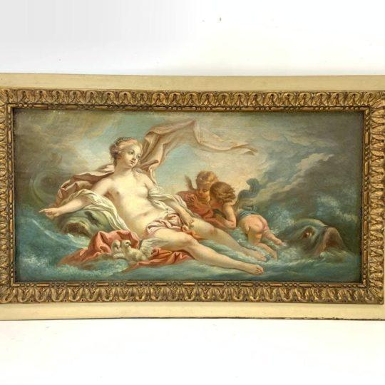 Антикварная живопись ХІХ века