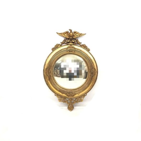Винтажное зеркало