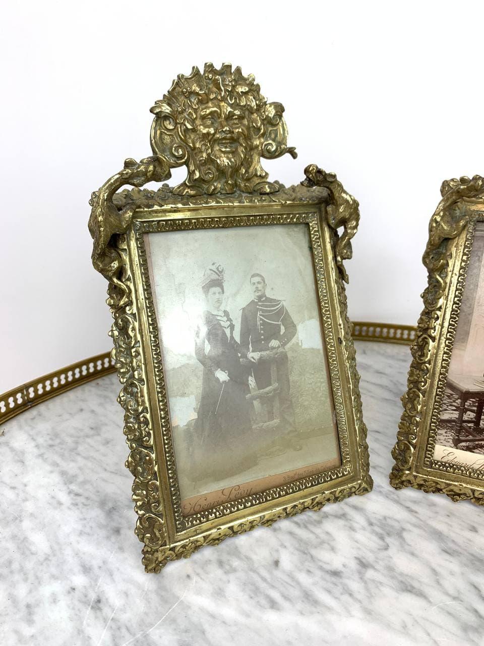 Антикварные рамки для фотографий