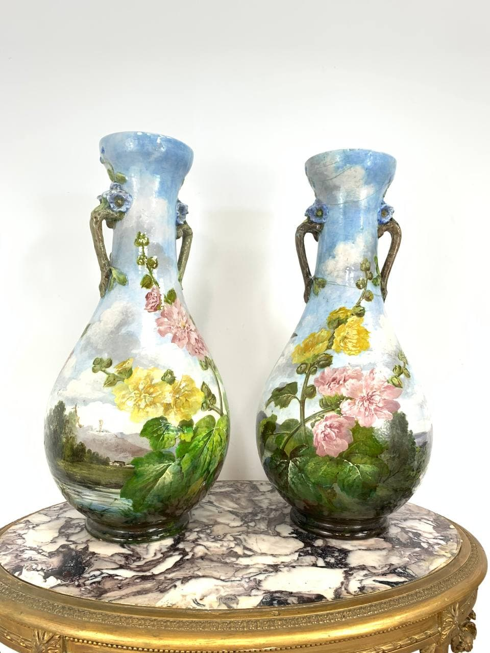 Антикварные вазы