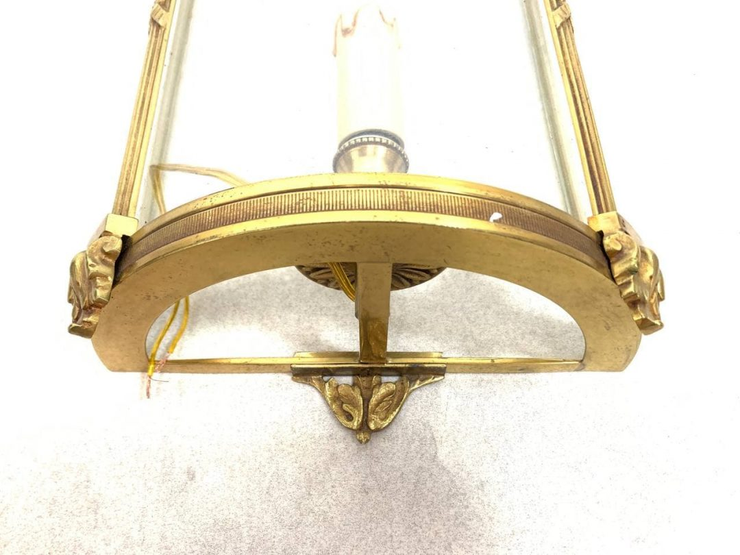 Винтажное бра в стиле Людовика XVI